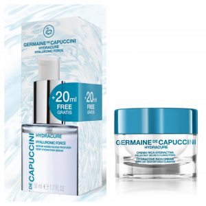 HYALURONIC FORCE + CREMA CLIMAS FRIOS